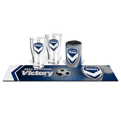 Melbourne Victory Fc Bar Essentials Pack A-League Soccer