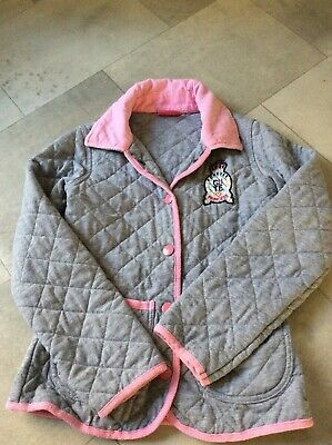 Sweet Millie quilted jacket size 8-9 years girls