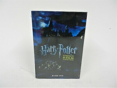 Harry Potter The Complete Collection Year 1-7 DVD Box Set (Very Good Condition)