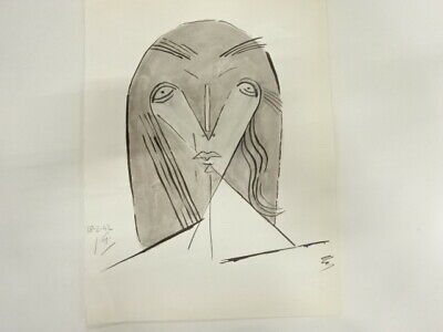 4461919: Pablo Picasso (1881-1973) / Drawing