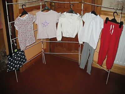 Beautiful Selection Girls Leggings/Cardy/T/Shirts-Gd Cond-Next/Dunnes-Sz 3-4 Yrs