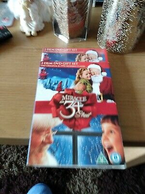 Miracle On 34th Street (1947)/Miracle Of 34th Street (1994) (DVD, 2008, 2-Disc …