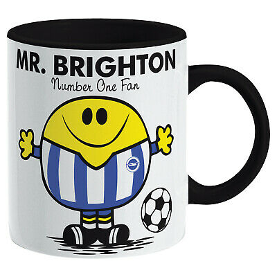 Brighton Mug. Gift for Man Football Soccer Present Xmas Idea Men