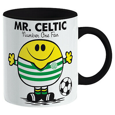 Celtic Mug. Gift for Man Football Soccer Present Xmas Idea Men