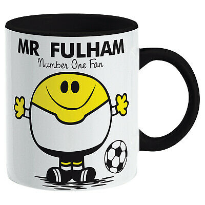 Fulham Mug. Gift for Man Football Soccer Present Xmas Idea Men