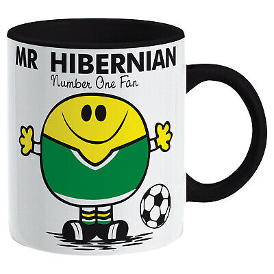 Hibernian Mug. Gift for Man Football Soccer Present Xmas Idea Men