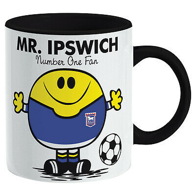 Ipswich Town Mug. Gift for Man Football Soccer Present Xmas Idea Men