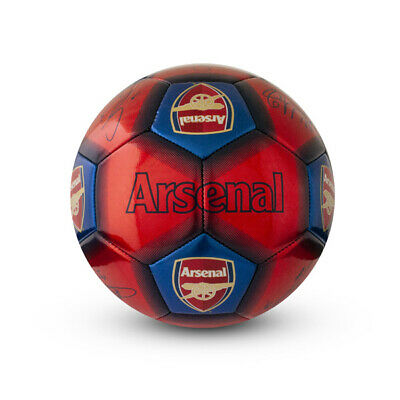 Official Arsenal Football Club Size 1 Mini Signature Football Skill Trick Ball