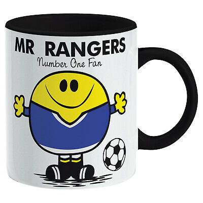 Rangers Mug. Gift for Man Football Soccer Present Xmas Idea Men