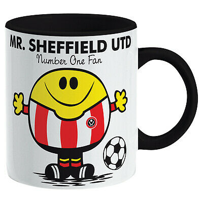 Sheffield United Mug. Gift for Man Football Soccer Present Xmas Idea Men