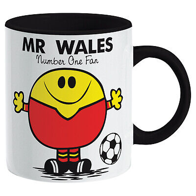 Wales Mug. Gift for Man Football Soccer Present Xmas Idea Men