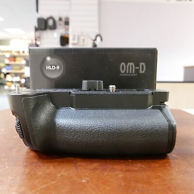 Used Olympus HLD-9 Battery Grip for E-M1 Mark 2 - 1 YEAR GTEE