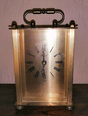 Used Carriage clocks parts