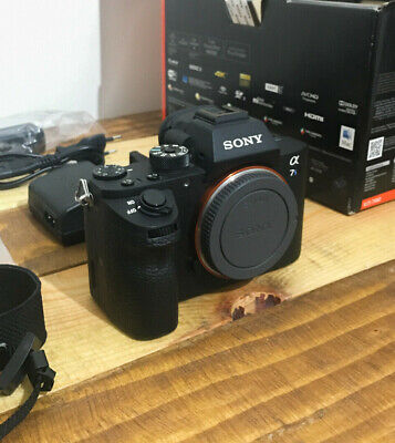 Sony Alpha A7S II 12.2MP Digital 4K Camera - Fantastic Condition - UK purchased