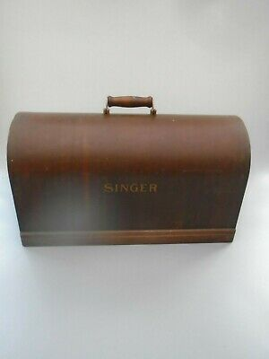 Vintage Singer Sewing Machine Case Cover Model F241727