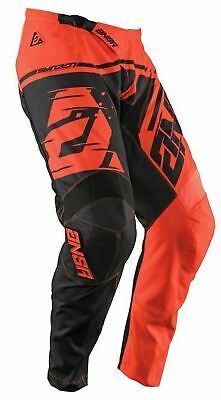 Answer Racing Syncron Pant (Red-Black Size 34) - 323483