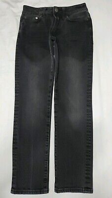 American Eagle Outfitters 360 Extreme Flex Slim Jeans Black Straight Size 26x26
