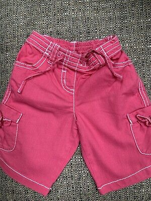 Girls Cropped Trousers Next Age 6-9 Months
