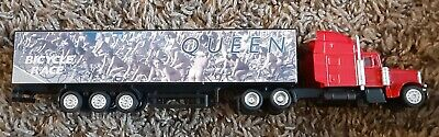 QUEEN Freddie Mercury Bicycle Race Tractor Trailor Truck RARE