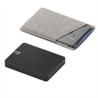 Seagate Expansion Portable SSD 500GB (Free Postage)