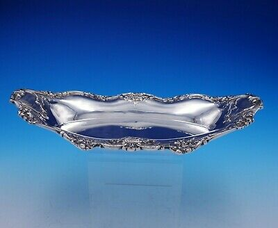 Francis I by Reed and Barton Sterling Silver Bread Tray Wavy #570A (#3333) Rare