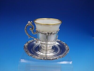 Francis I-Old By Reed & Barton Sterling Silver Demitasse Cup #572A (#4129)