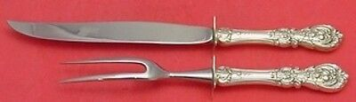 Francis I by Reed & Barton Sterling Silver Roast Carving Set 2pc