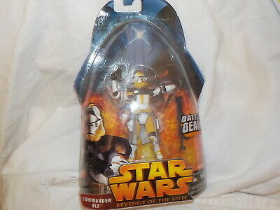 Star Wars Revenge of the sith Commander Bly #57 yellow   sw8