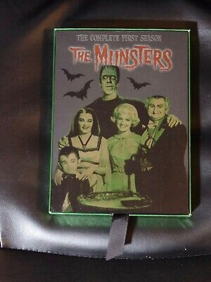 The Munsters, Complete First Season — DVD Boxed Set