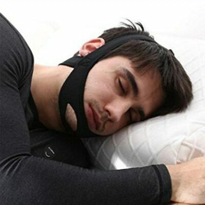 Neoprene Chin Strap Belt Anti Apnea Sleeping Care Tools Prevent snoring
