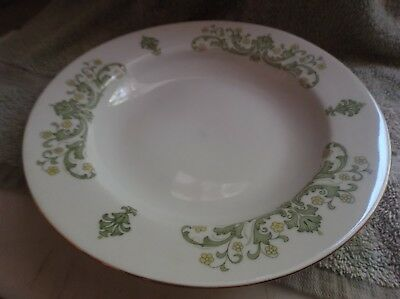 Montgomery ward  soup bowl  KIMBERLY  made in Poland