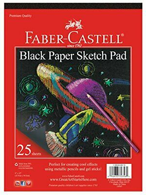 15 Sheets Faber-Castell Creative Studio A3 Gummed Acrylic Paper Pad 240gsm