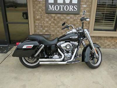 2013 Harley-Davidson Dyna®  2013 Harley-Davidson Dyna® Switchback™ One Owner Garage Kept Lots of Extra's