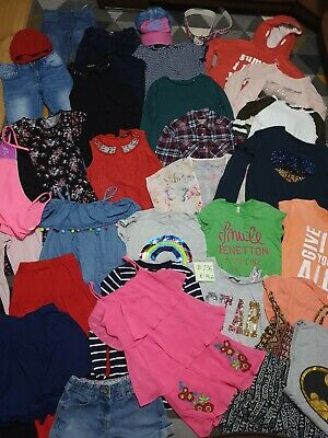 Huge Bundle Of Girls Clothes 8-9years #736 GEORGE NEXT RIVER ISLAND H&M GAP