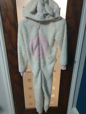 Sheep All In One PJ Aged 11/12 Years cosy inside & out