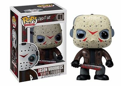Funko Pop! Friday The 13Th Jason Voorhees Vinyl Figure