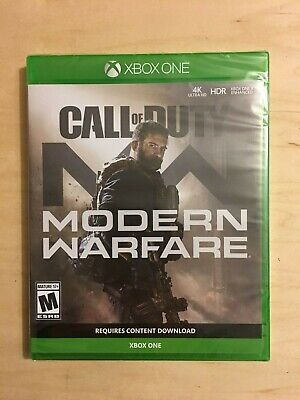 Call of Duty: Modern Warfare Standard Edition - Xbox One | 2019 NEW