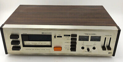 Realistic TR-802 DOLBY  8 Track Player & Recorder