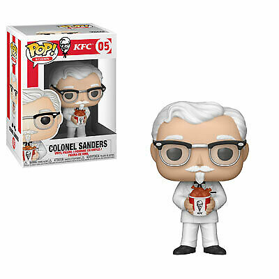 Funko Pop! Icons: KFC - Colonel Sanders