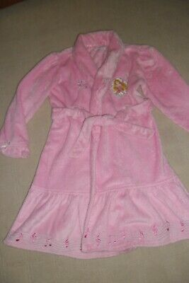 Pretty Girls Diney Princess Dressing Gown From Disney Store Age 7-8 Years - Vgc