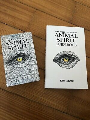 The Wild Unknown Animal Spirit Deck and Guidebook b…