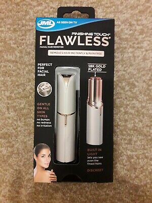 JML Flawless Hair Remover
