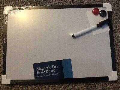 Office School Hanging Small Magnetic Whiteboard Dry Wipe Drawing Board With Pen