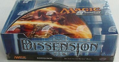 Dissension  Booster Box Factory Sealed