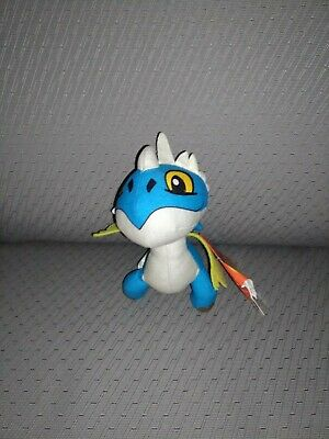 How To Train Your Dragon Defenders Of Berk Bop Me Plush Deadly Nadder