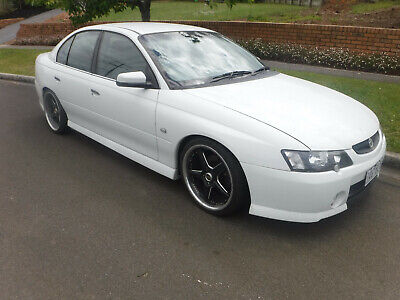 Holden 2003 VY Commodore Automatic REG & RWC