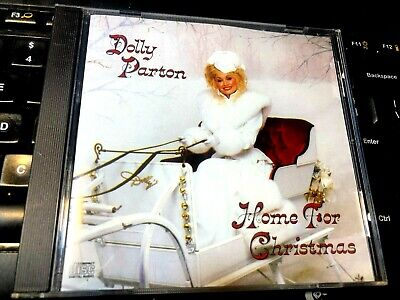 Home for Christmas by Dolly Parton (CD, Oct-1990, Columbia (USA)) counrty