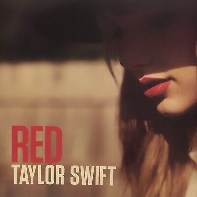 2012 licensed TAYLOR SWIFT poster--RED album cover photo--34x22--brand NEW