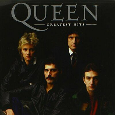 Queen - Queen Greatest Hits: We.. - Queen CD 88VG The Cheap Fast Free Post The