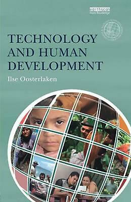 Technology and Human Development by Ilse Oosterlaken (English) Paperback Book Fr